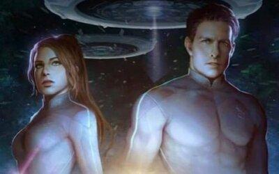Lerne Kommandant Ukeron von den Galaktisch-Plejadischen Delta-sicherheitskräften Kennen