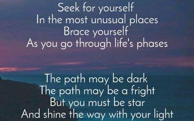Suche nach Dir Selbst an den ungewöhnlichsten Orten