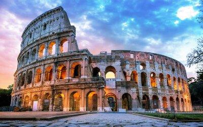 Die Illumination der Römischen Linie erreicht 98%