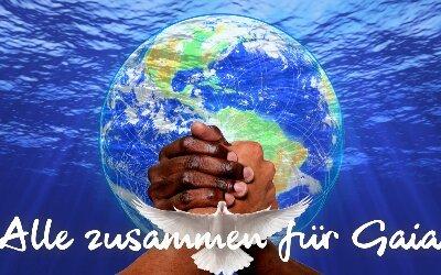 Massenmeditation für Wahrheit, Liebe und Planetaren Frieden am 26. September 2021